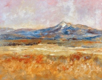 Golden Plains by Alice M Hill