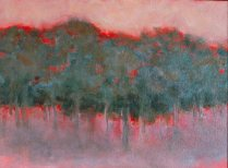 Trees of Red by Alice M Hill